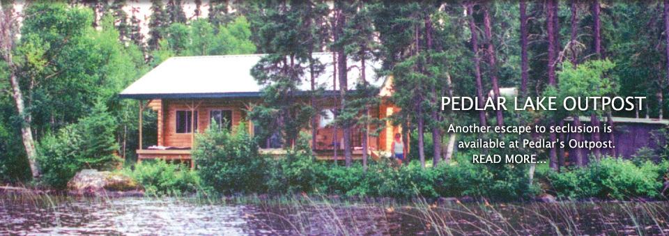 Pedlar Lake