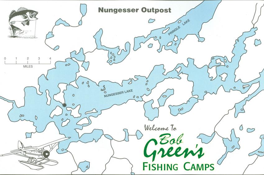 Honda Crystal Lake >> Nungesser Lake Outpost | Bob Green's Fishing Camps