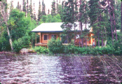 Pedlar Lake Outpost